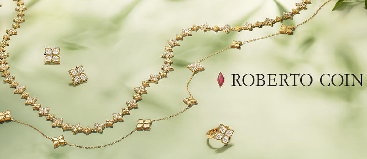 roberto coin luxury necklace