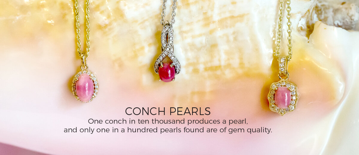 conch pearls
